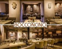 Логотип (торговая марка) Ресторан Bocconcino