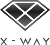 Логотип (торговая марка) EMS фитнес-студия X-WAY