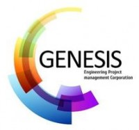 Логотип (торговая марка) ТООGenesis Engineering Project management Corporation