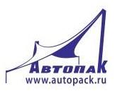 Логотип (торговая марка) ОООТорговый дом «Автопак»