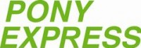 Логотип (торговая марка) Pony Express