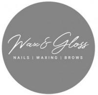 Логотип (торговая марка) Wax and Gloss