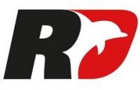 Логотип (торговая марка) АОКрасный дельфин