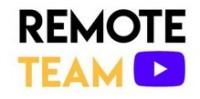 Логотип (торговая марка) Академия удаленных профессий REMOTE TEAM