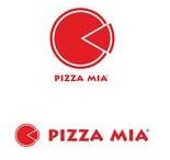 Логотип (торговая марка) Сеть ресторанов Pizza Mia