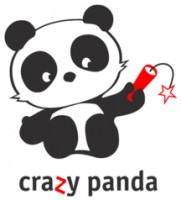 Логотип (торговая марка) Crazy Panda