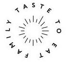 Логотип (торговая марка) TASTE TO EAT FAMILY