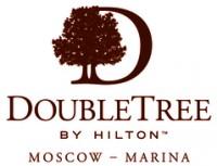 Логотип (торговая марка) DoubleTree by Hilton Moscow - Marina Hotel