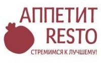 Логотип (торговая марка) Аппетит Resto