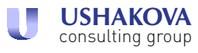 Логотип (торговая марка) Ushakova Consulting Group