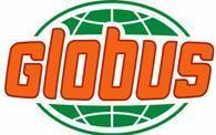 Логотип (торговая марка) ОООГлобус, Сеть гипермаркетов