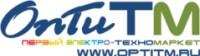 Логотип (торговая марка) ООО ТД ОптиТМ