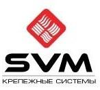 Логотип (торговая марка) SVM Профессиональный крепеж и инструмент
