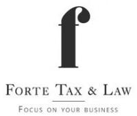 Логотип (торговая марка) Forte Tax & Law