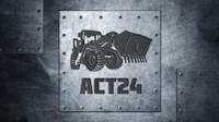 Логотип (торговая марка) ООО АСТ24