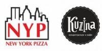 Логотип (торговая марка) ОООГруппа компаний Kuzina & New York Pizza