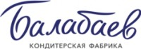 Логотип (торговая марка) Кондитерская фабрика Балабаев