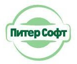 Логотип (торговая марка) ПитерСофт