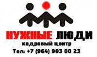 Логотип (торговая марка) НУЖНЫЕ ЛЮДИ