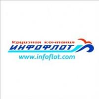 Логотип (торговая марка) Круизный центр Инфофлот