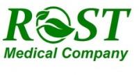 Логотип (торговая марка) ОООМедицинская компания РОСТ
