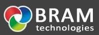Логотип (торговая марка) BRAM Technologies