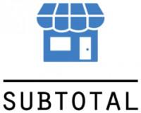 Логотип (торговая марка) ООО Subtotal
