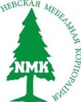 Логотип (торговая марка) ОООНевская Мебельная Корпорация