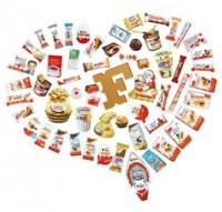 Логотип (торговая марка) ЗАО Ферреро Руссия