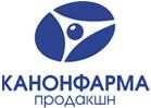 Логотип (торговая марка) ЗАОКанонфарма продакшн