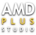 Логотип (торговая марка) ИП AMDplus Studio