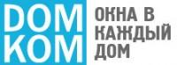 Логотип (торговая марка) Домком оконные технологии