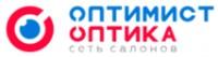 Логотип (торговая марка) Оптимист-Оптика, Сеть салонов