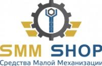 Логотип (торговая марка) ООО SMM SHOP