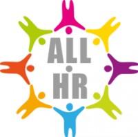 Логотип (торговая марка) Агентство кадрового аутсорсинга ALL HR