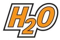 Логотип (торговая марка) Автомоечный комплекс Н2О