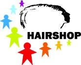 Логотип (торговая марка) HAIRSHOP