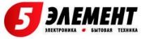 Логотип (торговая марка) ЗАОПятый элемент, сеть магазинов