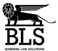 Логотип (торговая марка) Юридическая фирма BLS