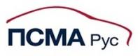 Логотип (торговая марка) ПСМА Рус (Пежо Ситроен Митцубиси Автомобили Рус)