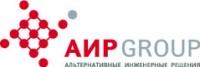 Логотип (торговая марка) АИР ГРУПП