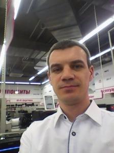 Фото Соколов Антон Юрьевич, 34 года из резюме № 80763 Промоутер-консультант, Ярославль