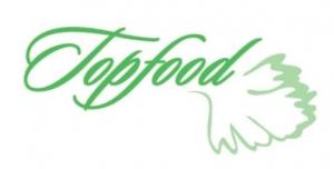 """Логотип (бренд) компании, фирмы, организации Общество с ограниченной ответственностью """"ТОПФУД"""""""