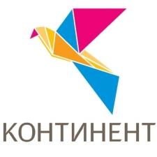 Логотип (бренд) компании, фирмы, организации ООО ТД ГК Континент