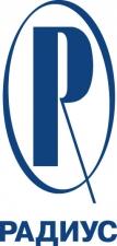 """Логотип (бренд) компании, фирмы, организации ООО """"РАДИУС"""""""