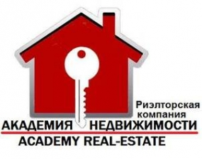 Логотип (бренд) компании, фирмы, организации Академия Недвижимости