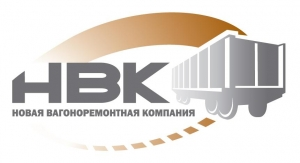 """Логотип (бренд) компании, фирмы, организации ООО """"Новая вагоноремонтная компания"""""""